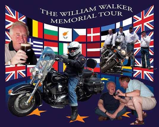 William Walker Memorial Tour Photos
