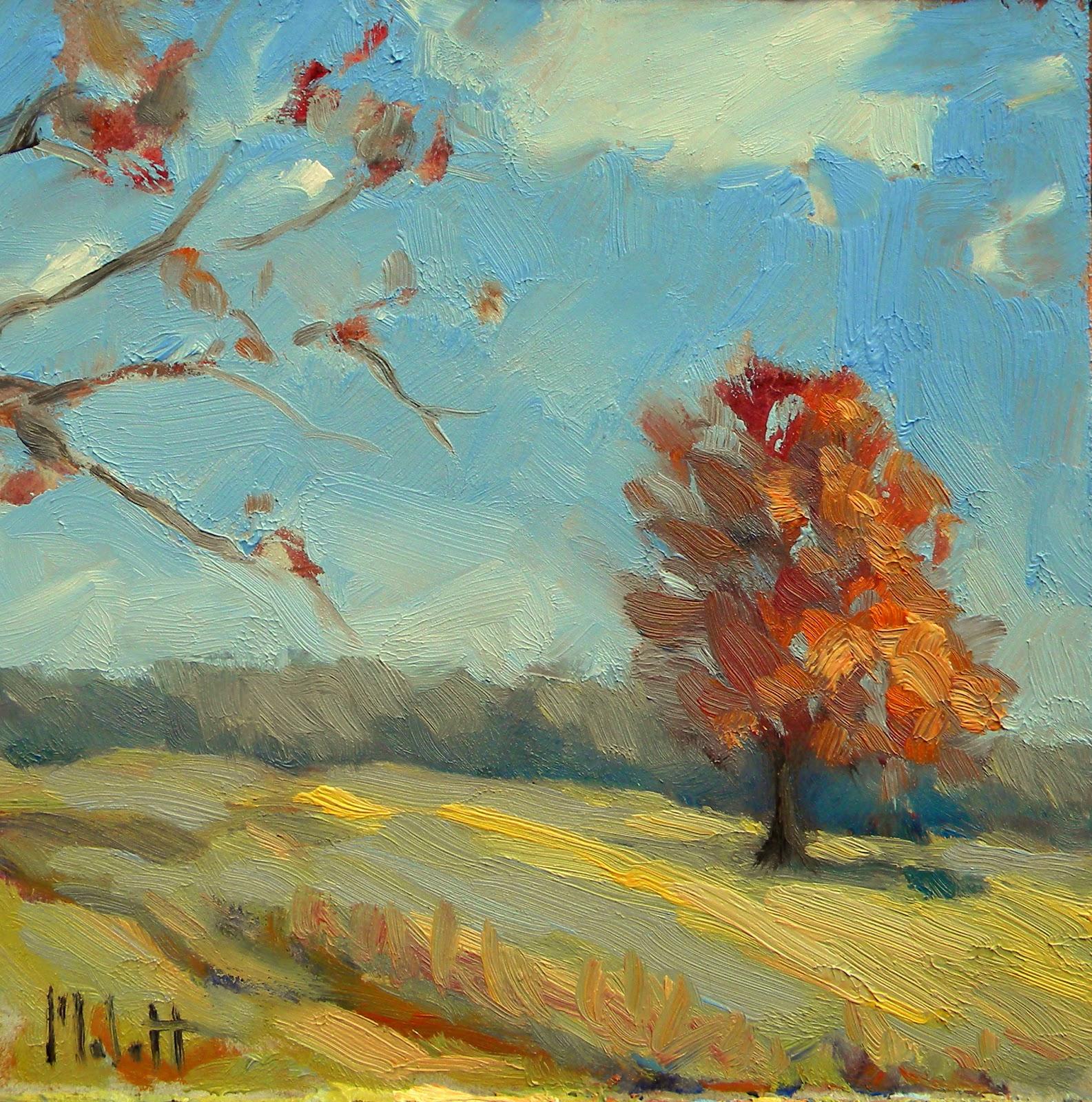 impressionism art landscape - photo #48