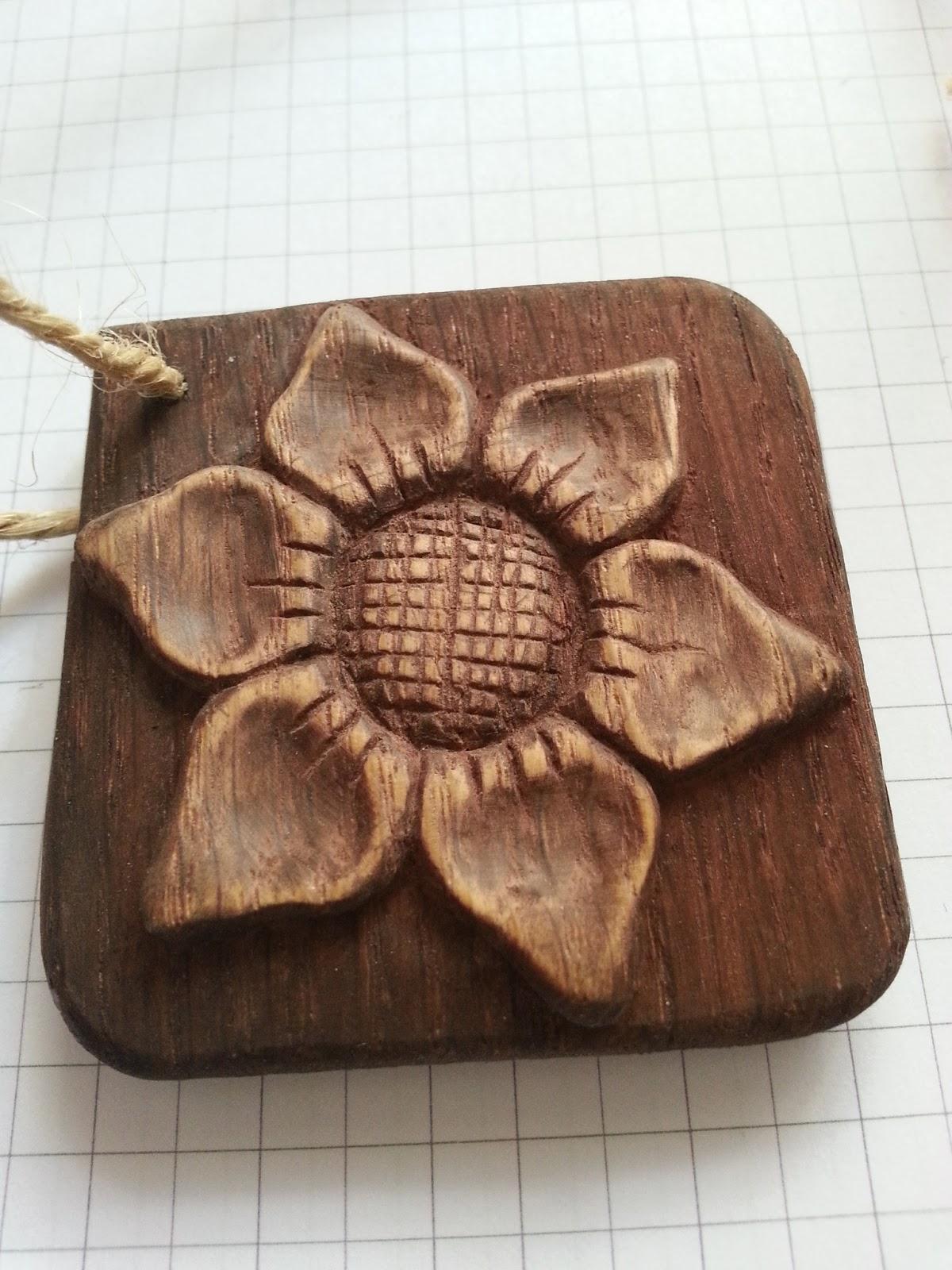 Jarrón con flores : Talla en madera Wood carving Esculturas - Imagenes De Flores Para Tallado En Madera