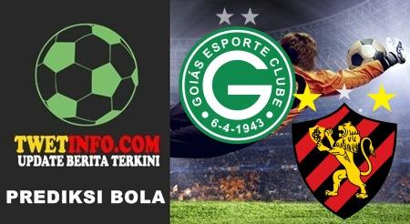 Prediksi Goias vs Sport Recife, Serie A Brazil 11-09-2015
