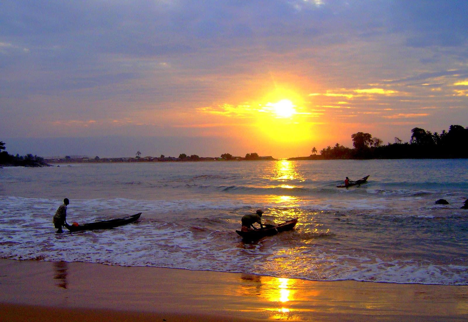 Greetings From Ghana Westcoast Ahanta West The Best Ghana