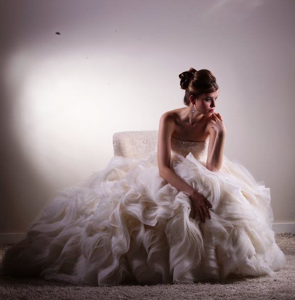 Featured Couture Bridal Fashion