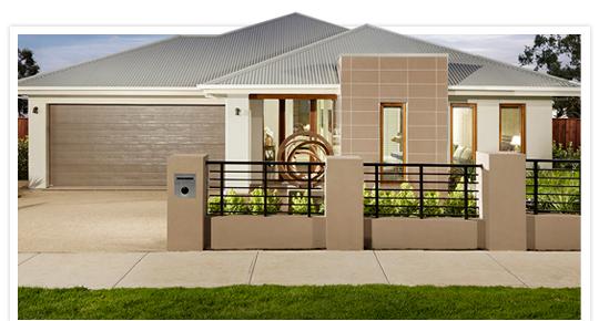 Fachadas de casas y casas por dentro fachada moderna de - Casas bonitas por dentro ...