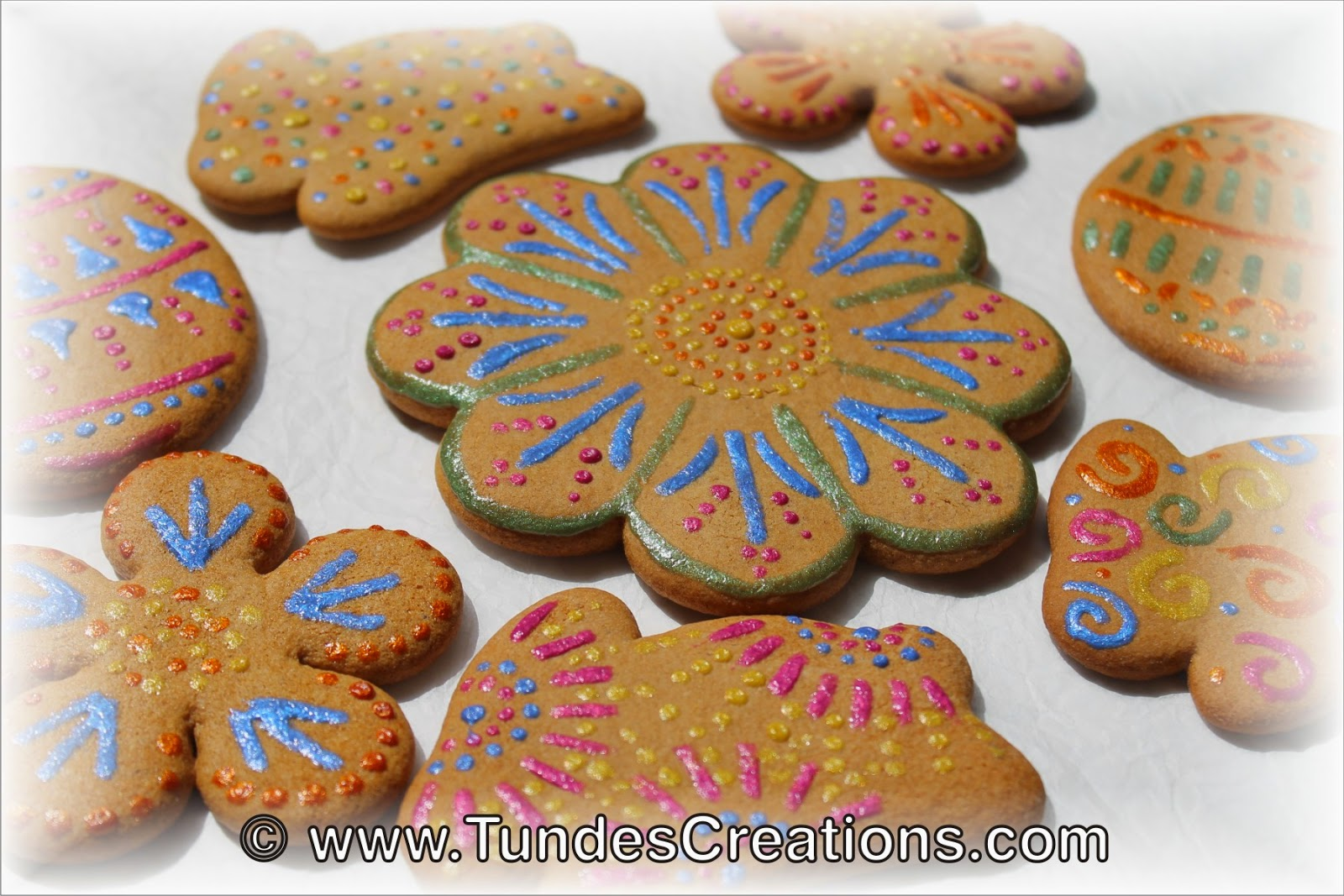No icing Easter cookies by Tunde Dugantsi