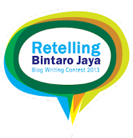 Retelling Contest Bintaro Jaya Perumahan Jakarta Selatan
