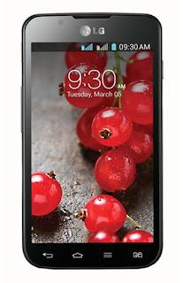 Harga dan spesifikasi LG Optimus L7 II DUAL P715