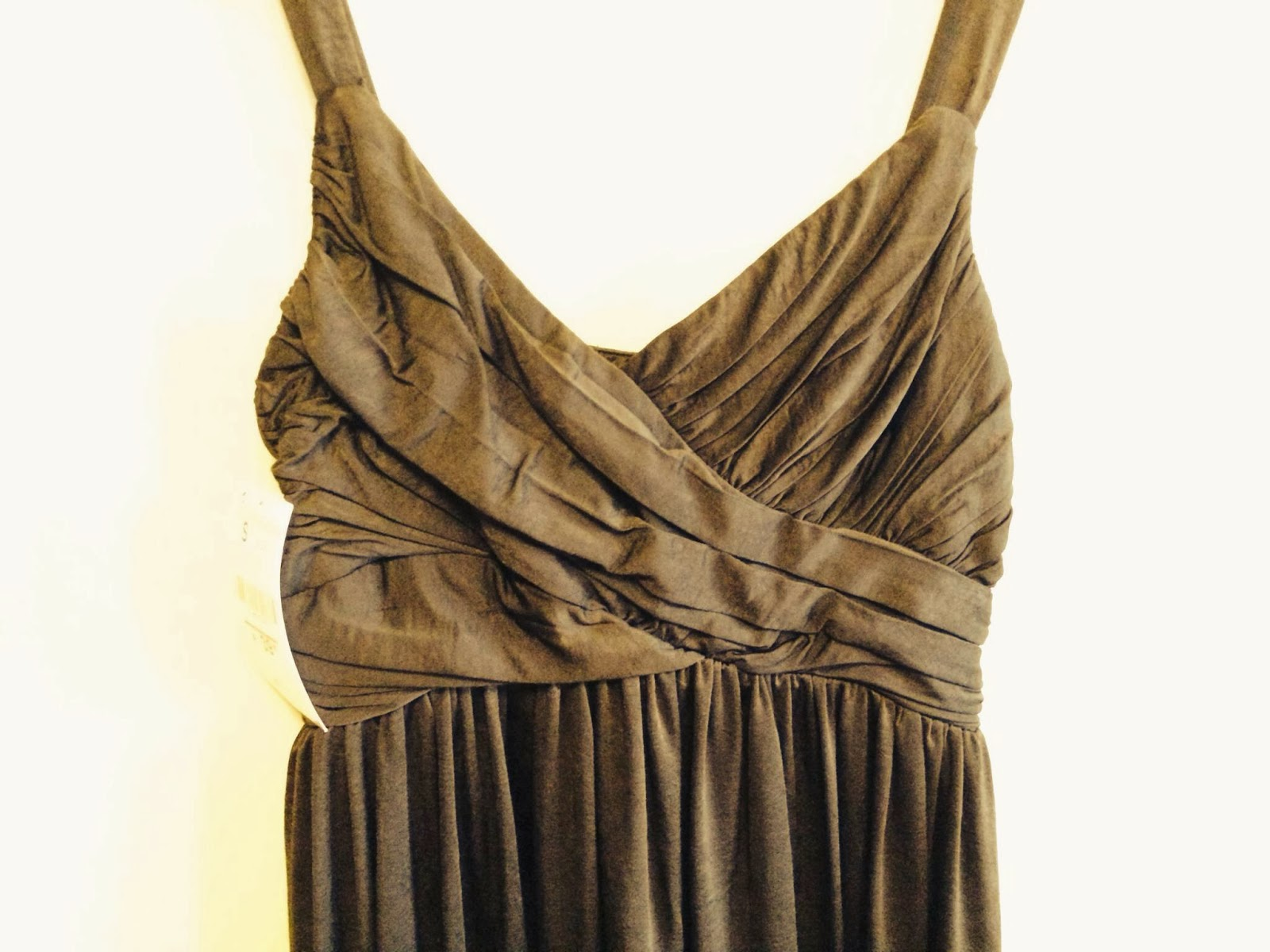 vestido castanho zara para venda