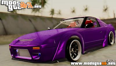 SA - Nissan 240SX