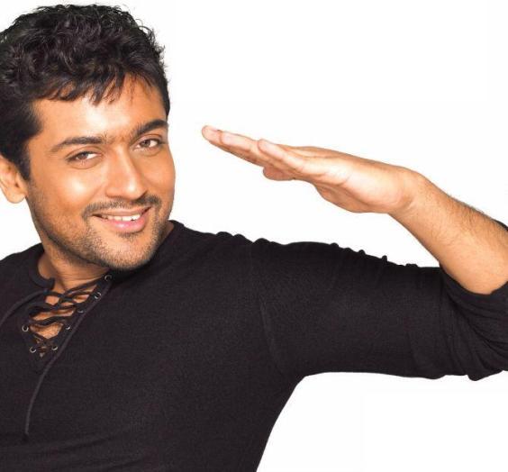 Surya in 'Airtel AD'