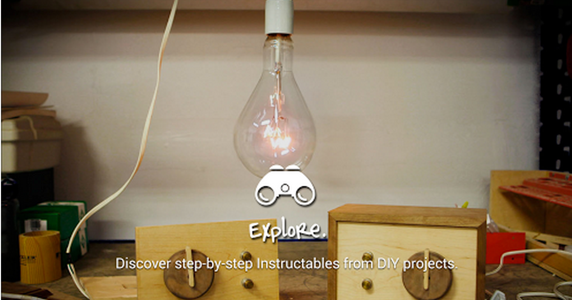 Instructables Offers Tons of Educational Do-it-yourself Projects to Use in Class with Students