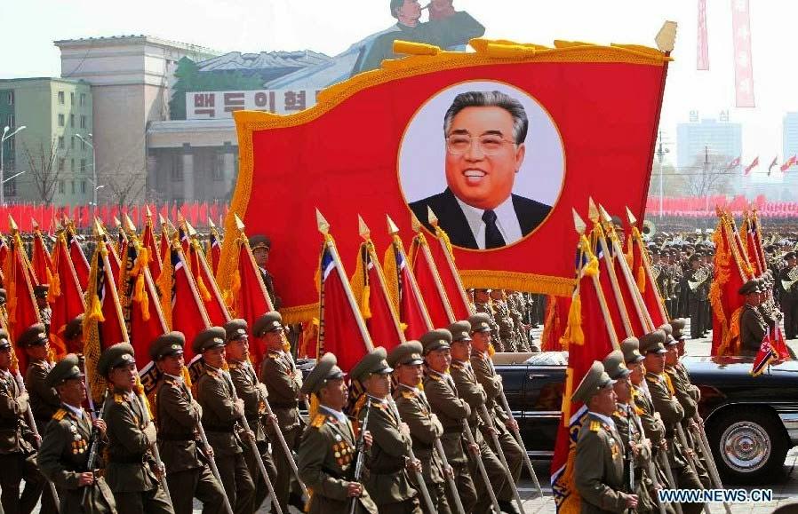 Introduccion Memorias Kim Il Sung + Posters de la Republica Popular Democratica de Corea F201204161005271938227502