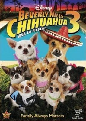 Beverly Hills Chihuahua 3: Viva La Fiesta! cartel