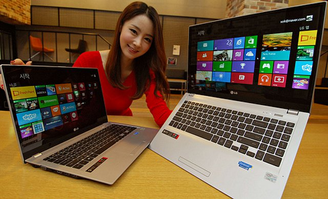 LG U560 Ultrabook Launched