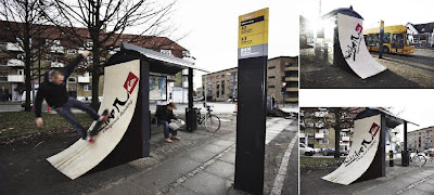 25 Creative and Cool Bus Stop Advertisements - Part 2 (30) 18