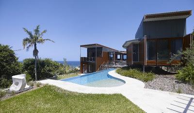villa de lujo en la playa