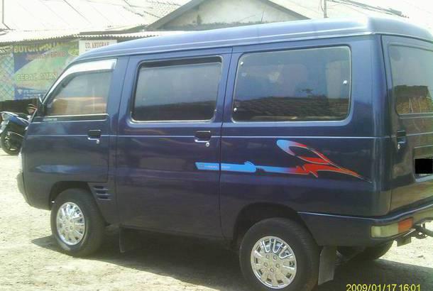 Jual Beli Mobil Bekas Carry Futura 1 3 Real Van Tahun 1995 43jt Ng