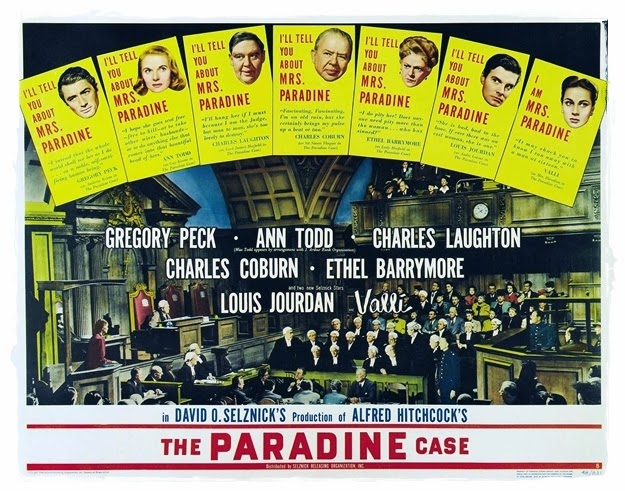 Paradine, Alfred, Hitchcock