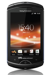 Sony Ericsson WT18i Specifications