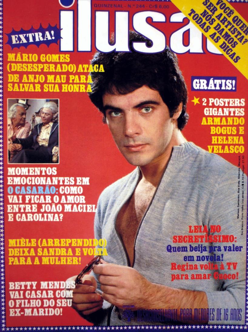 Mario Gomes Ator