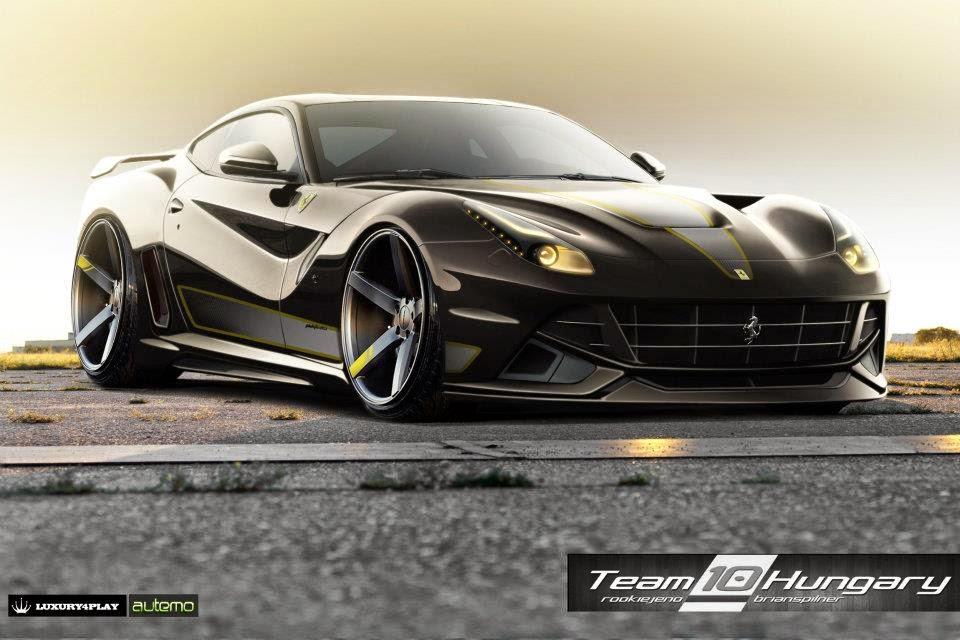 2015 still remains for Ferrari F12 Berlinetta