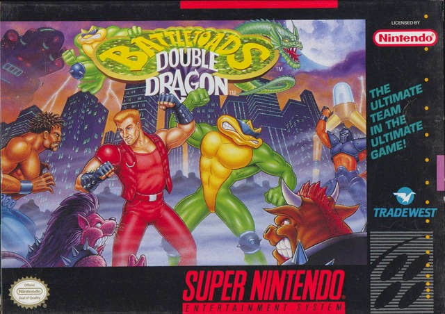 battletoads & double dragons snes rom crossover freak