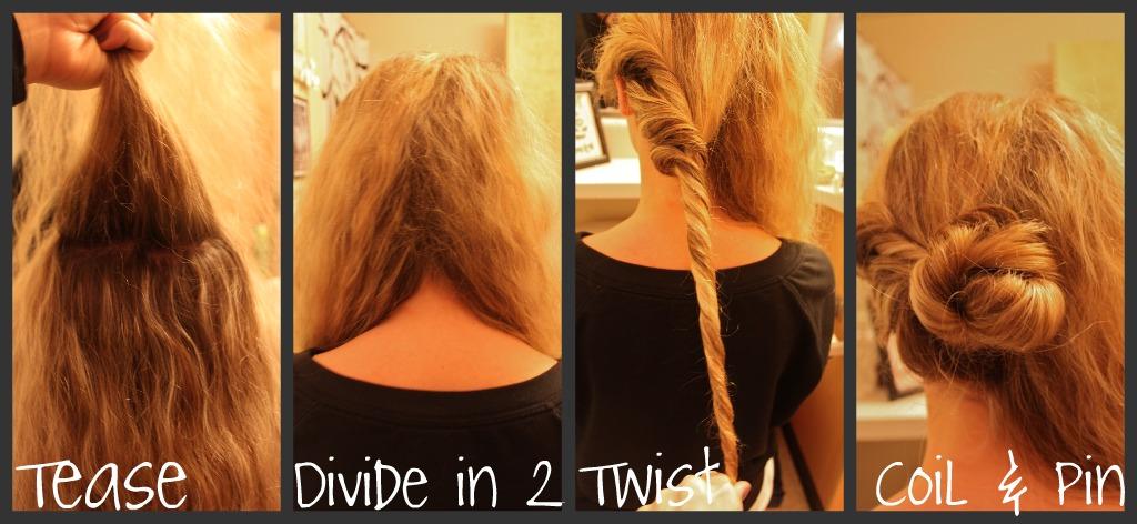 Blue Ribbon Studio Hair Tutorial Via Michaela Noelle Designs