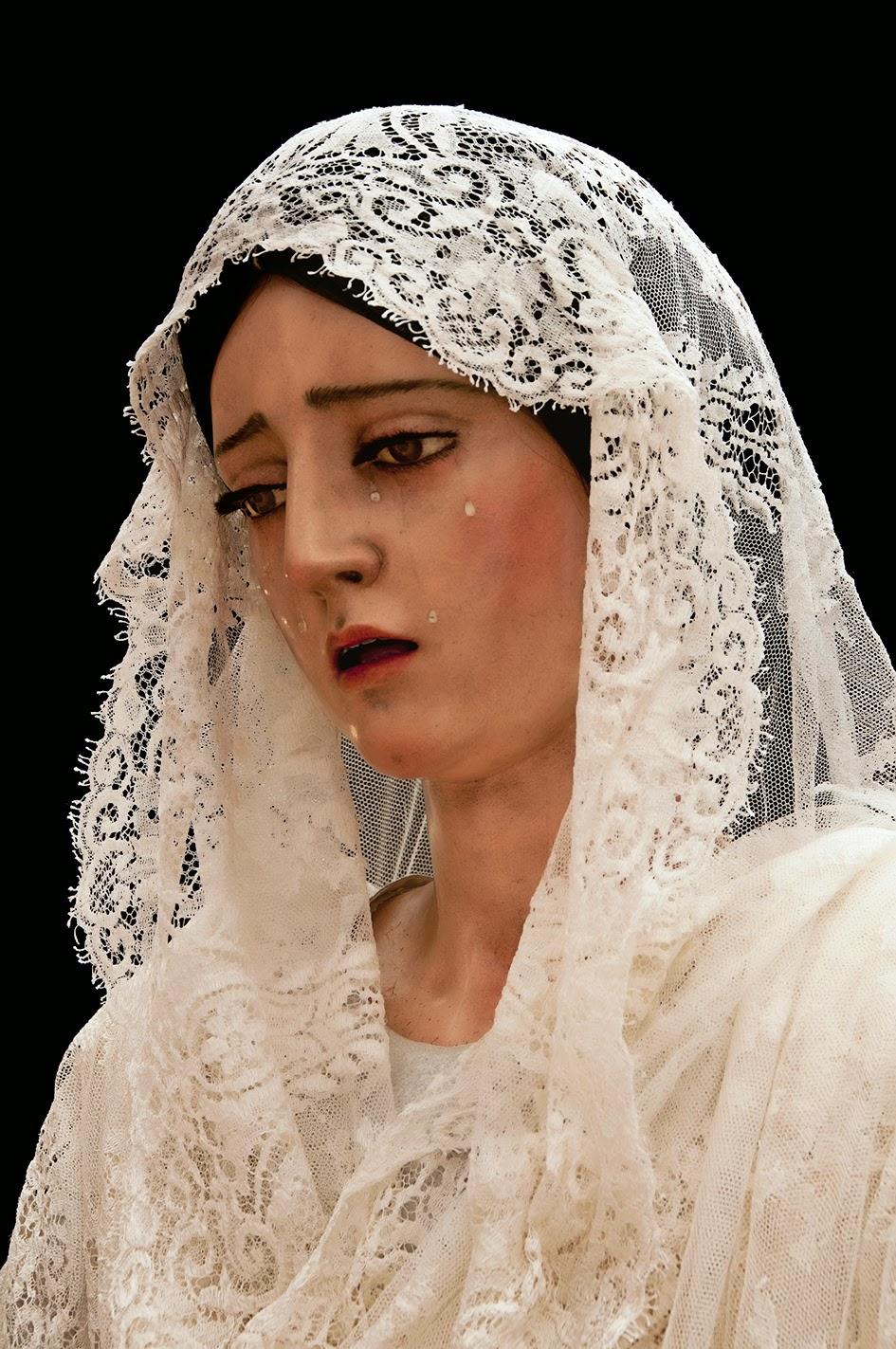 La Misa por el XXV Aniversario de Ntra. Sra. de la Salud se celebrará en la Parroquia de Santa Victoria - virgen-salud-foto-02-valentin-moyano%252B(1)