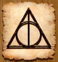 """Deathly Hallows"" symbol"