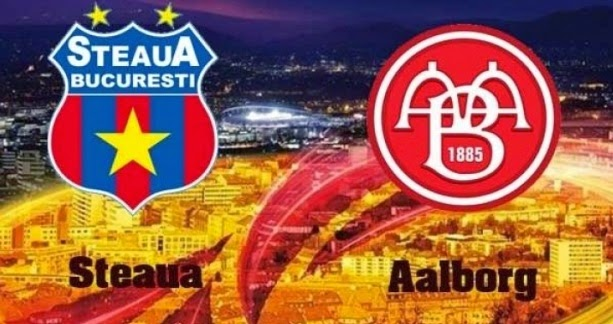 Steaua Aalborg Live online 18 septembrie 2014