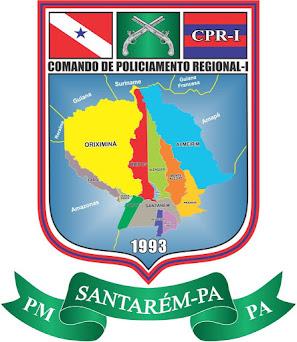 Comando de policiamento regional 1 CPR-1