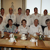 El Gobernador Miguel Yga Conavati del distrito 41.30 del Club Rotario visita a Rotarios de Rio Bravo, Tam.
