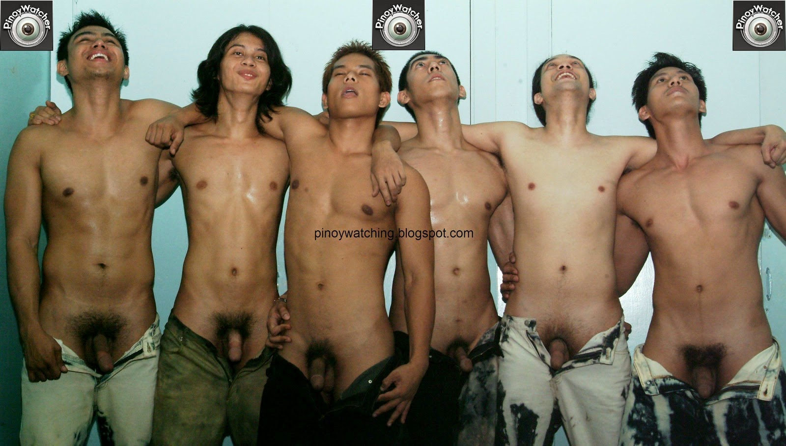 Commit Full frontal filipino male nude think