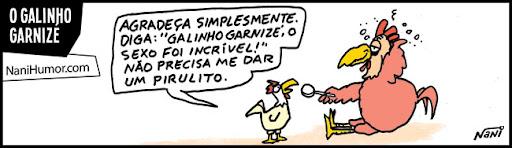 O Galinho Garnizé