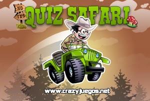 Jugar Quiz Safari