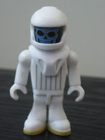 Character Building Doctor Who Microfigures Series 3 Vashta Nerada 03