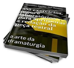 """O livro """"A arte da dramaturgia"""""""