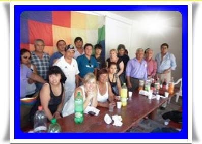 CUMBRE NACIONAL INDÌGENA EN GLEW  2011