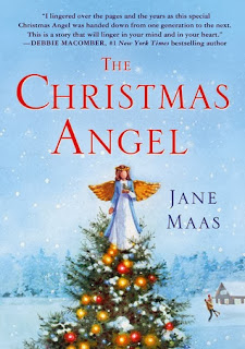 The Christmas Angel Blog Tour: Review & Cookie Swap