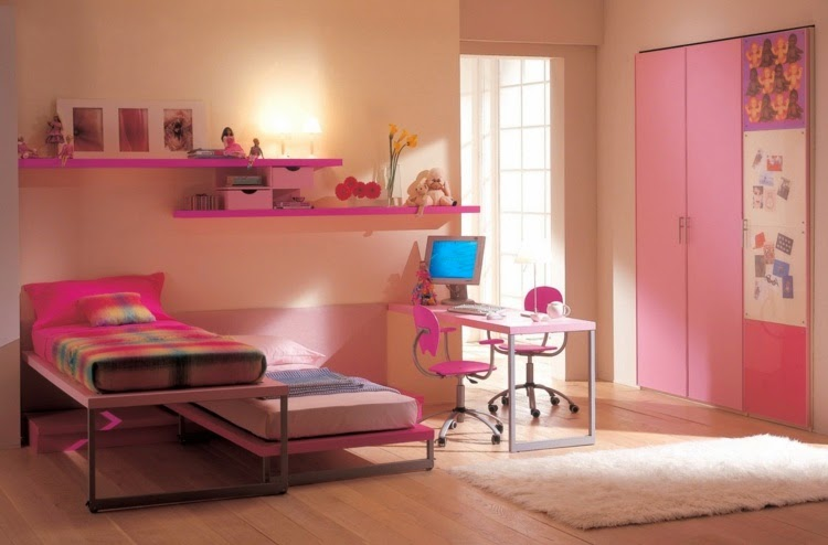 Pink Nursery Design Themes