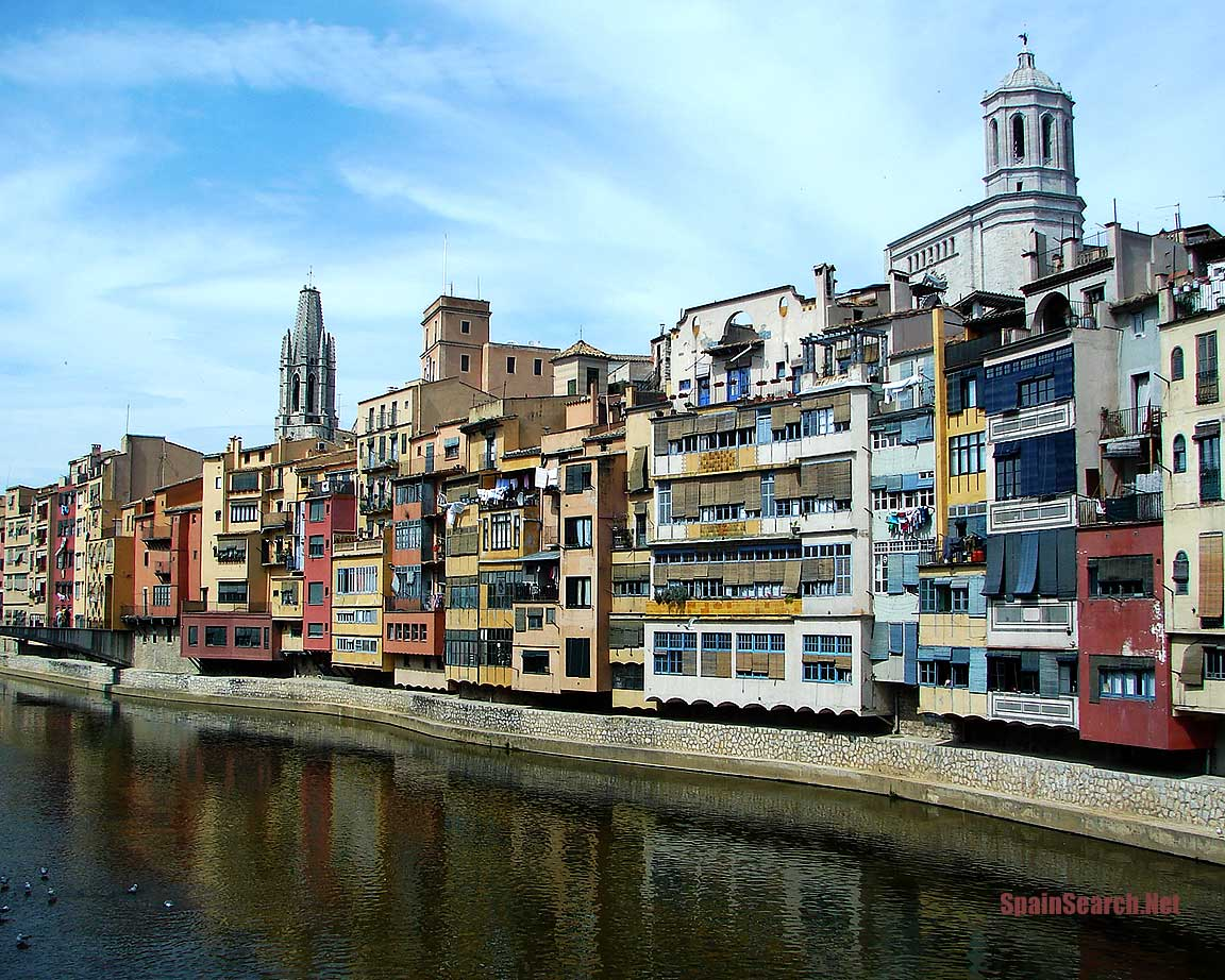 TOP WORLD TRAVEL DESTINATIONS: Girona, Spain