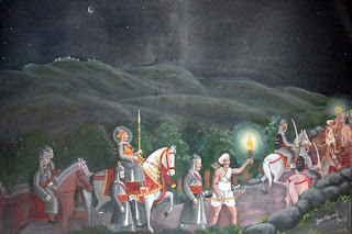 Coronation of Maharana Pratap