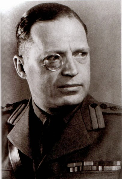 Lt. Col. Robin William George Stephens  (from Imperial War Museum)