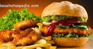 Mengatasi Kecanduan fast food