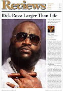 Rick Ross for Rolling Stone!