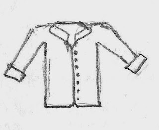Shirt source drawing