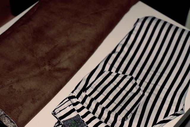 black white, strips, bars, pants, pasy, paski, spodnie, rurki, zara, kożuch