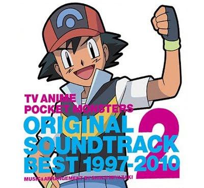 TV Anime Pocket Monsters Original Soundtrack Best 1997-2010 Volume 2