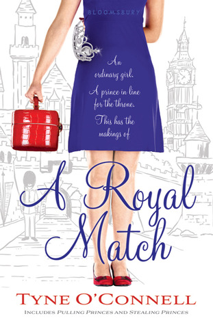 A Royal Match book cover