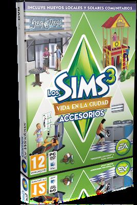 Los Sims 3: Vida en la Ciudad (PC-GAME)