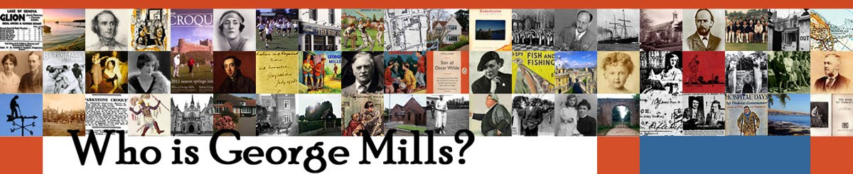 Who is George Mills?
